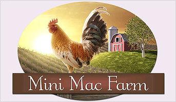 Mini Mac Farm logo