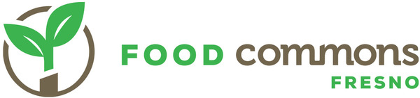 Food Commons Fresno logo
