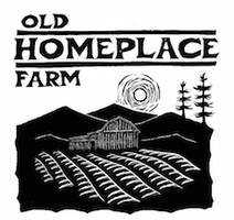 Old Homeplace Farm logo