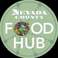Nevada County Food Hub logo