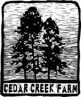 Cedar Creek Farm logo