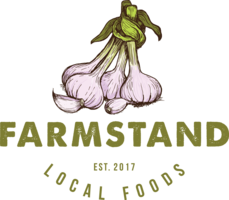 Farmstand Local Foods: Farm to Table logo