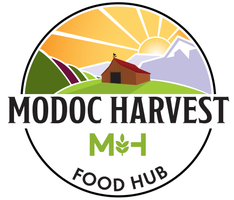 Modoc Harvest Food Hub logo